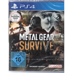 Metal Gear Survive -...