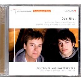 Duo Riul - Werke für...