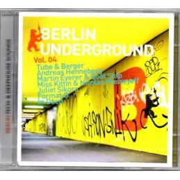 Berlin Underground Vol. 4 -...