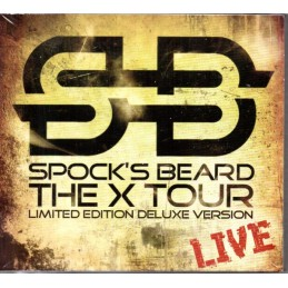 Spock's Beard - The X...