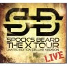 Spock's Beard - The X Tour-Live - Limited Edition - 2 CD + DVD - Neu / OVP