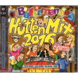 Ballermann Hütten Mix 2016...