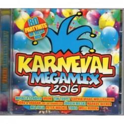 Karneval Megamix 2016 -...