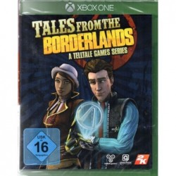 Tales from the Borderlands...