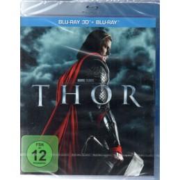 Thor - 3D BluRay - Neu / OVP