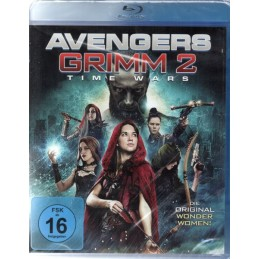 Avengers Grimm 2 - Time...