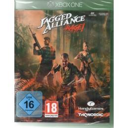 Jagged Alliance - Rage -...