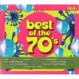 Best of the 70'S - Various...
