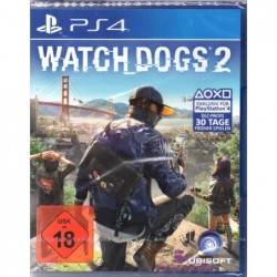 Watch Dogs 2 - Playstation...
