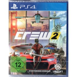 The Crew 2 - PlayStation...