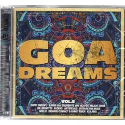 Goa Dreams Vol. 5 - Various...