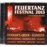 Feuertanz Festival 2013 - Various - 2 CD - Neu / OVP