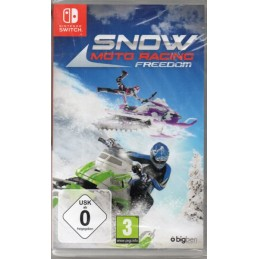 Snow Moto Racing Freedom -...