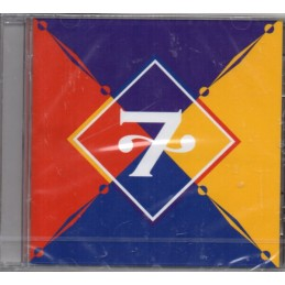 Seven - 4colors - CD - Neu...