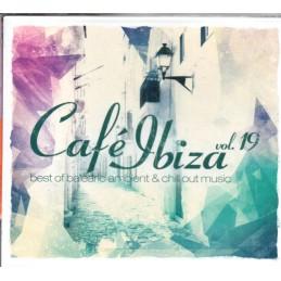 Cafe Ibiza - Vol. 19 -...