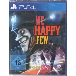 We Happy Few - Playstation...