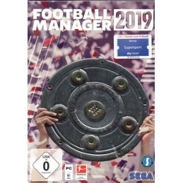 Football Manager 2019 - MSH...
