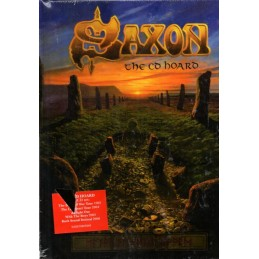 Saxon - The Hoard - Limited...