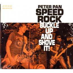 Peter Pan Speedrock -...