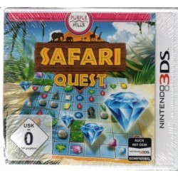 Safari Quest - Nintendo 3DS...