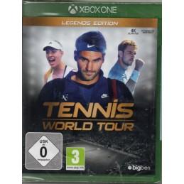 Tennis World Tour - Legends...
