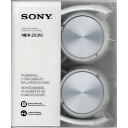 Sony - MDR-ZX310/WQ -...