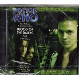 Doctor Who - Blood of the...