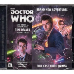Doctor Who - Time Reaver -...