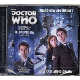 Doctor Who - Technophobia -...