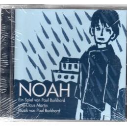 Paul Burkhard - Noah - CD -...