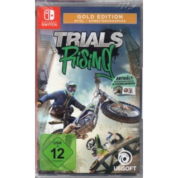 Trials Rising - Gold...