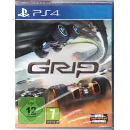 GRIP - Playstation PS4 -...