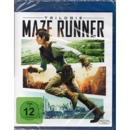 Maze Runner Trilogie -...