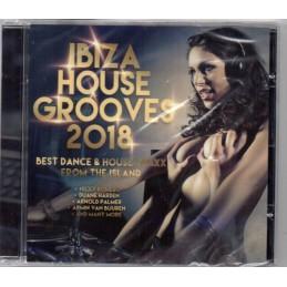 Ibiza House Grooves 2018 -...
