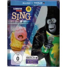 Sing - Limited Steelbook...