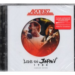 Alcatrazz - Live in Japan...