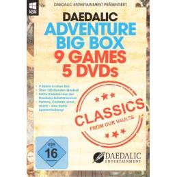 Adventure Big Box (9 Games,...