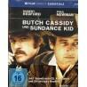 Butch Cassidy und Sundance Kid - (Mediabook + Original Kinoplakat) - BluRay - Neu / OVP