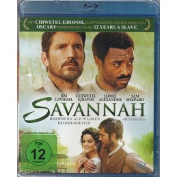 Savannah - BluRay - Neu / OVP