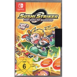 Sushi Striker - The Way of...