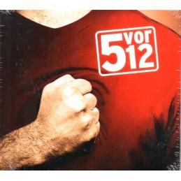 5vor12 - Digipack - CD -...