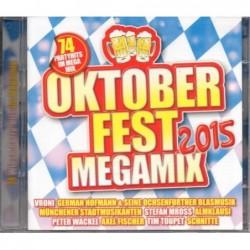 Oktoberfest Megamix 2015 -...