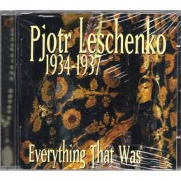 Pjotr Leschenko - 1934 -...