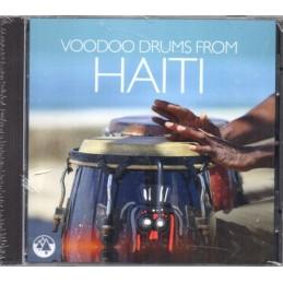 Voodoo Drums From Haiti -...