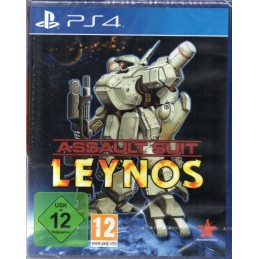 Assault Suit Leynos -...