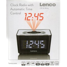 Lenco Radiowecker CR-16 -...