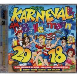 Karneval am Ballermann 2018...