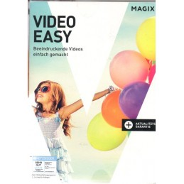 MAGIX Video easy 6 HD -...