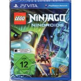 LEGO Ninjago - Nindroids -...