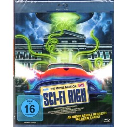 SciFi High -The Movie...